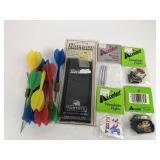 Darts & Accessories Lot