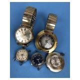 Vintage Timex Watch & Pendant Lot