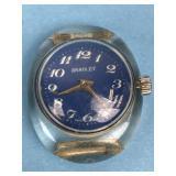 Vintage Bradley Lucite Case Watch