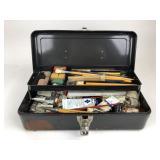 Artists Supplies w/ Case