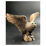 """8"""" Composite Eagle Statue"""