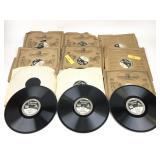 12 EDISON Records