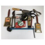Mixed Vintage Tools & More