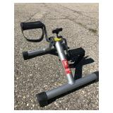 In-stride Folding Cycle