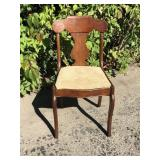 Vintage Wooden Dining Chair