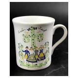Vintage Sweden Mug