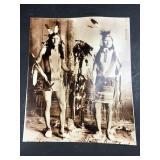 Native American Photo Reprint