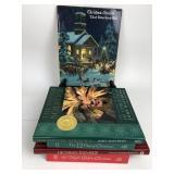 Christmas Books Lot