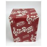San Francisco Music Box Co Musical Snow Globe