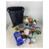 Large Lot of Household Chemicals
