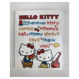 Vintage Hello Kitty 1976 Compact
