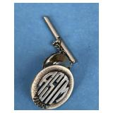 ASTM Fellow Sterling Tie Tack