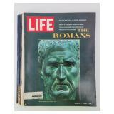 Vintage 1960s LIFE Magazines