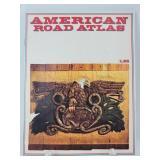 American Road Atlas 1971 Tempo Designs