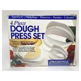 4 Piece Dough Press