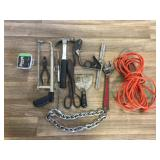 Mixed Used Tools