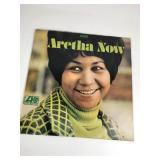 ARETHA NOW Lp