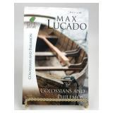 COLOSSIANS AND PHILEMON by Max Lucado