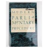 MODERN PARLIAMENTARY PROCEDURE