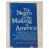 The Negro in the Making of America by Benjamin
