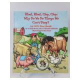 Blink Blink CLop CLop- An OCD Storybook