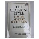 The Classical Style- Haydn Mozart & Beethoven by