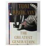Tom Brokaw the Greatest Generation