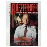 A Better Idea Donald E Petersen
