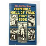 Football Hall Of Fame Fact Book