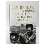 Tom Brokaw The Greatest Generation Speaks
