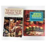 2 VIntage Jewish/Kosher Cookbooks