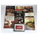 10 Vintage Cookbooks