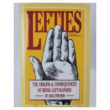 Lefties- The Origins & Consequences of Being Left
