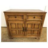 Thomasville Storage Cabinet