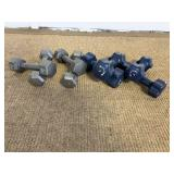 Free weights lot