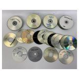 Mixed Burned CD Lot