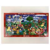 """Disney 30""""x15"""" Panoramic Puzzel"""
