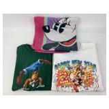 Disney Tee Shirt And Beach Towel Lit