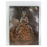 Copper Folk Art