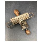 Vintage Metal & Wood Nut Grinder