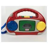 Little Tikes Cassette Recorder