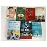 NYT Best Sellers Book Lot