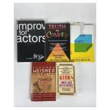 Acting Books Lot