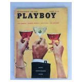 Vintage 1959 Playboy Magazine