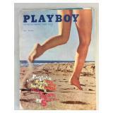 Vintage 1960 Playboy Magazine