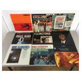 Duke Ellington Vinyl Lp lot