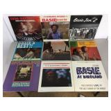 Count Basie Vinyl Lp Lot