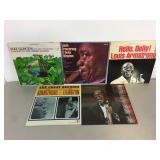 Louis Armstrong Duke Ellington Vinyl Lp Lot