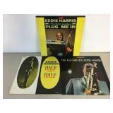 Eddie Harris Vinyl Lp Lot