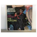 James Brown Band Popcorn Vinyl Lp
